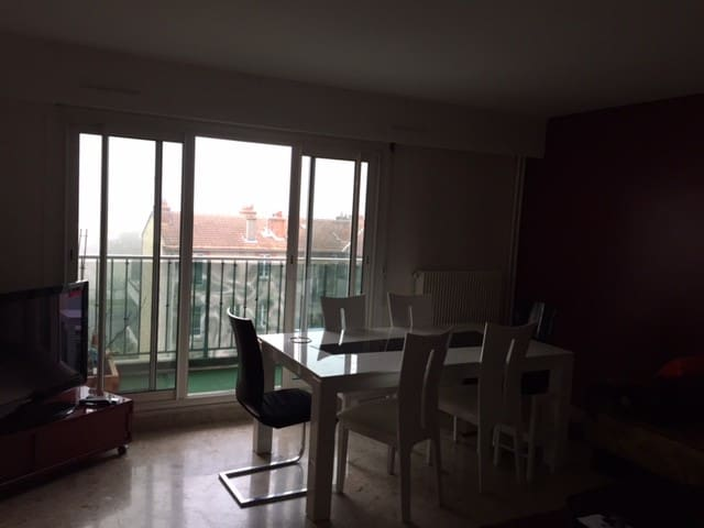 Beautiful family apartment close to Paris - Rueil-Malmaison - Apartament