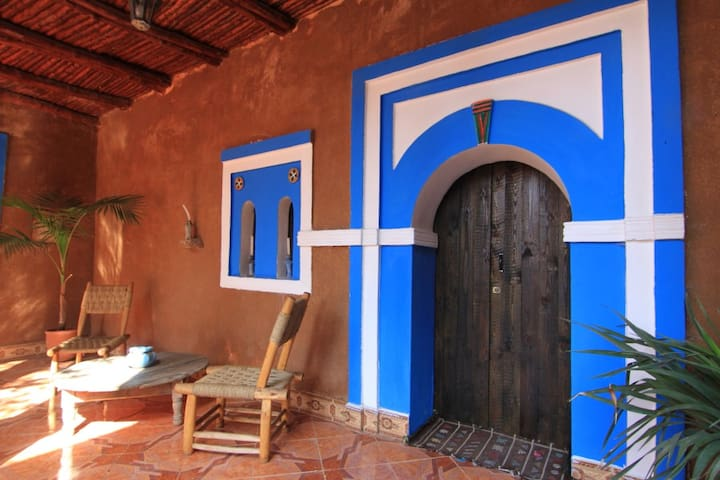 Beautiful Mountain Riad room 3 - Agadir-Ida-Ou Tanane Province - House