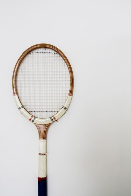 Tennis // Detail