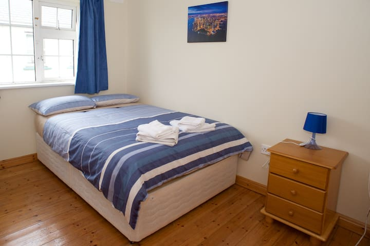 Single/ Double room in the city center - Galway - Hus