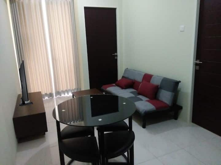 2 BR Apartment is here. Why spend more on hotels ?