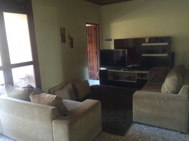WONDERFUL FAMILY HOUSE -DOWNTOWN AREA - Manaus