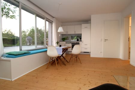 Modernes Apartment Ammersee - Windach - Pis