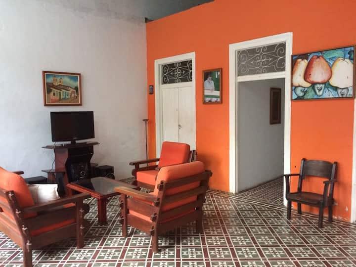 Casa aconchegante no coração de Olinda-PE.