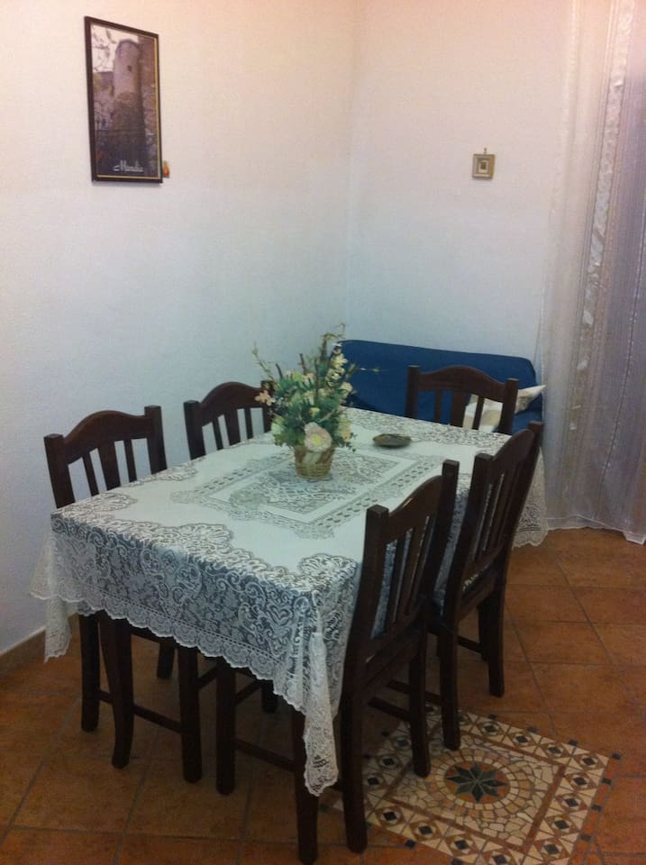 Pranzo-soggiorno