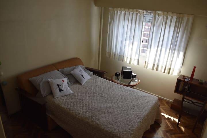 Habitación Privada en Caballito, Excelente Vista.