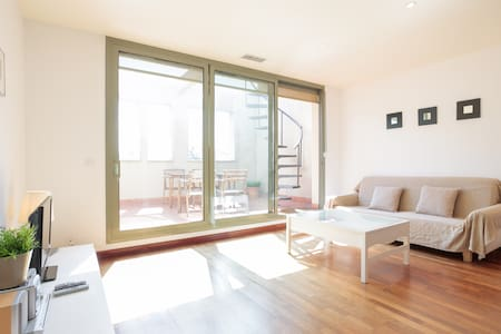 Stunning Apartment W Large Terrace - Barcelona