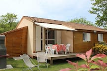 Les Cottages d'Hourtin*** Médoc Océan - Gironde - Aquitaine