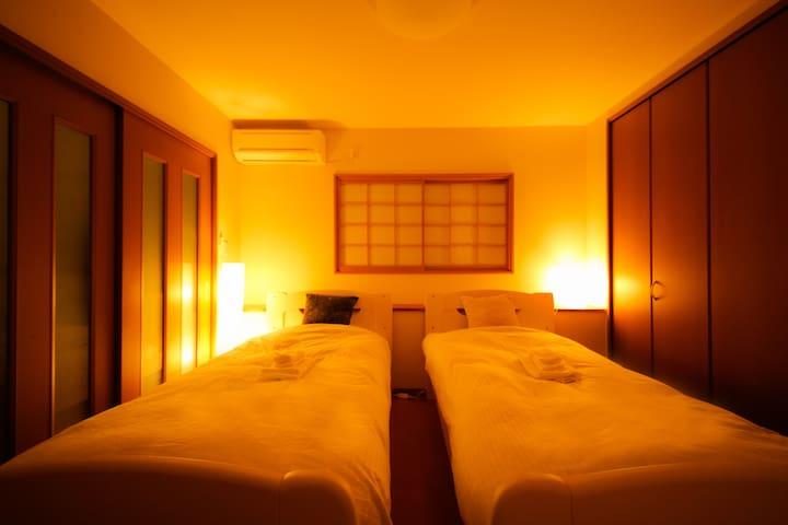 M's Room 1 Kyoto Kiyomizu Ninenzaka 3 mins walk - Higashiyama Ward, Kyoto - Lägenhet
