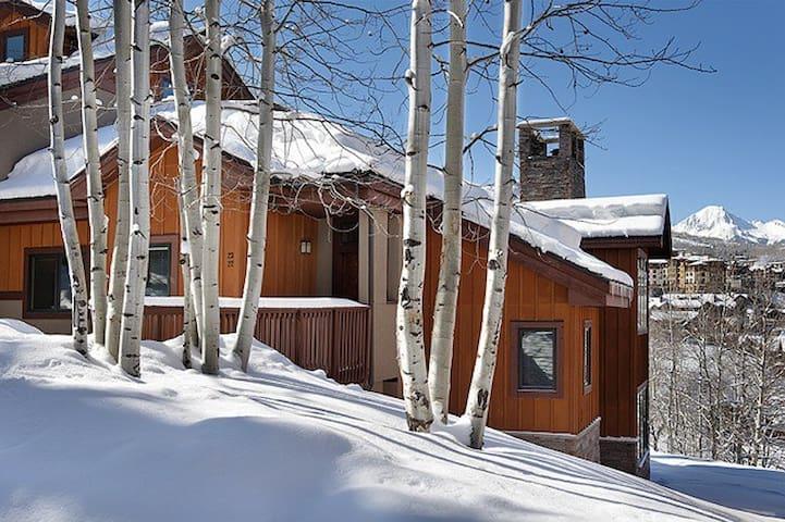 Snowmass Village Townhome! - Snowmass Village - Flat