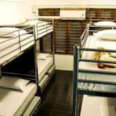 1 Bed in 4-Bed Female Dormitory Room