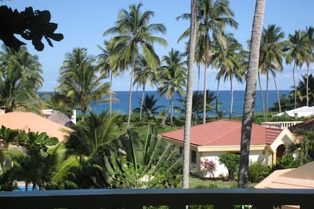 Oceanview apartment in Cabarete - คาบาเรต