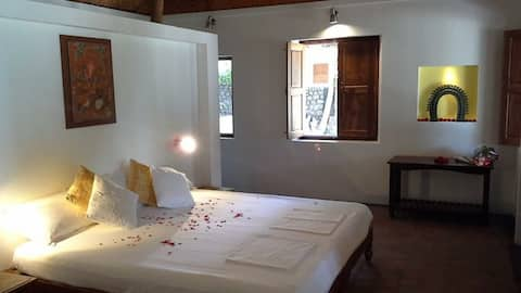 Surya or Samudra seafront - Double room