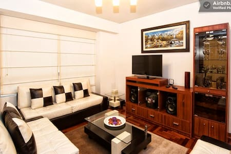 Nice flat centre Miraflores 404 - Miraflores District