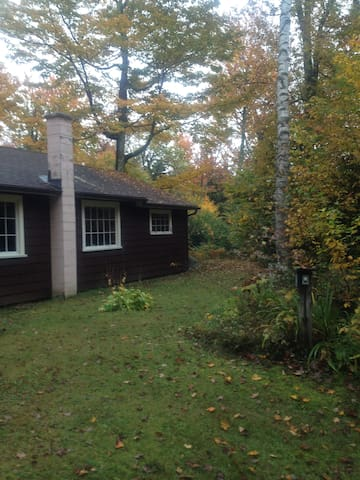 2 bedroom cabin in the Berkshires - Savoy