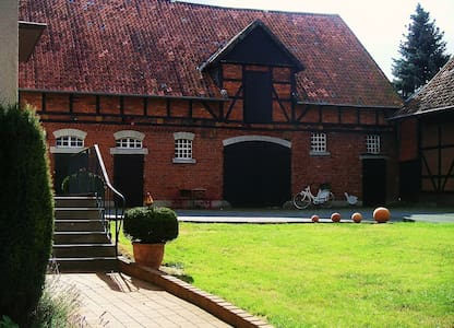 Landidylle auf altem Bauernhof - Landwehr - Rumah