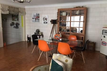Appartement spacieux et atypique - Angers