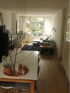 """Nice 2 room appartment in """"oud -zuid"""" - Amsterdam"""