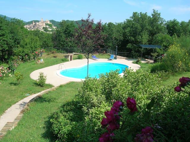 Colle della Sibilla - country flat