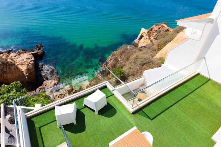 Front de Mer & terrasses vue à 180'