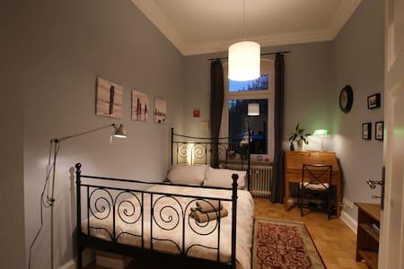 Gästezimmer in zentral gelegener Altbauwohnung - Wolfenbüttel - Wohnung