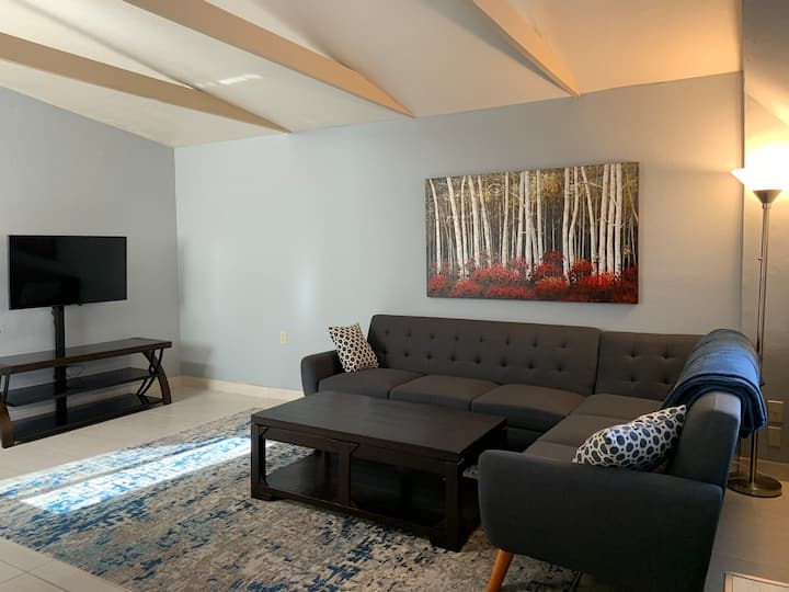 Apartment centrally located to everything!