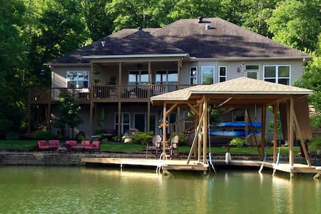 Lakefront, GOLF, Fish, Swim, Hike - Hot Springs Village - 独立屋