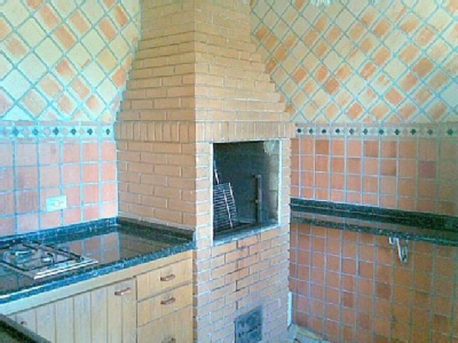 Churrasqueira da Sauna