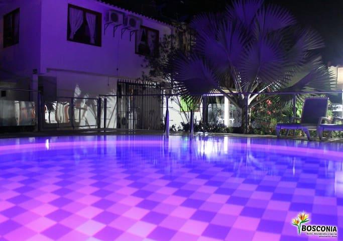 Hotel Campestre los gavilanes