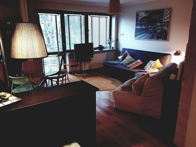 Apartament Copernicus... wyjątkowo