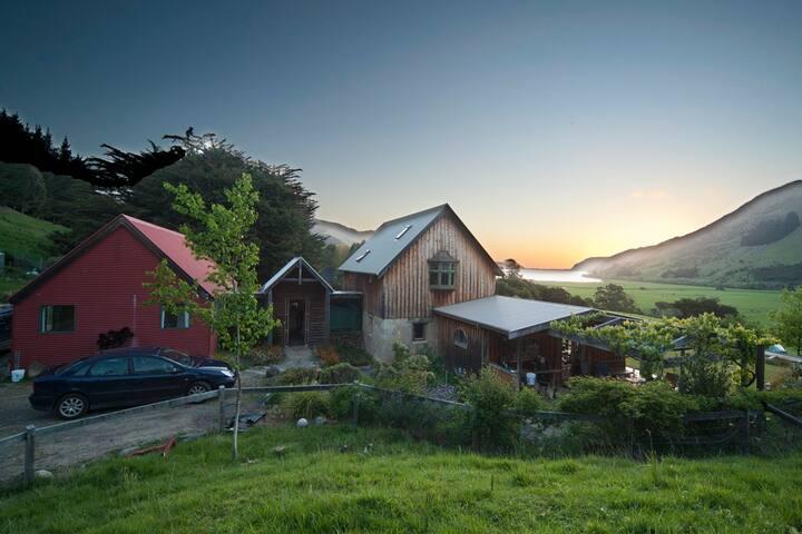 MaruKera Homestay at Little River - Little River - Bed & Breakfast