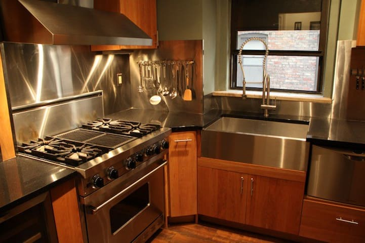 Newly Renovated West Village Privat - New York - Appartement