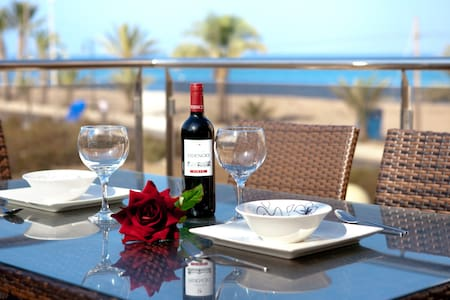 Topmodern penthouse beachfront - La Azohia  - Byt