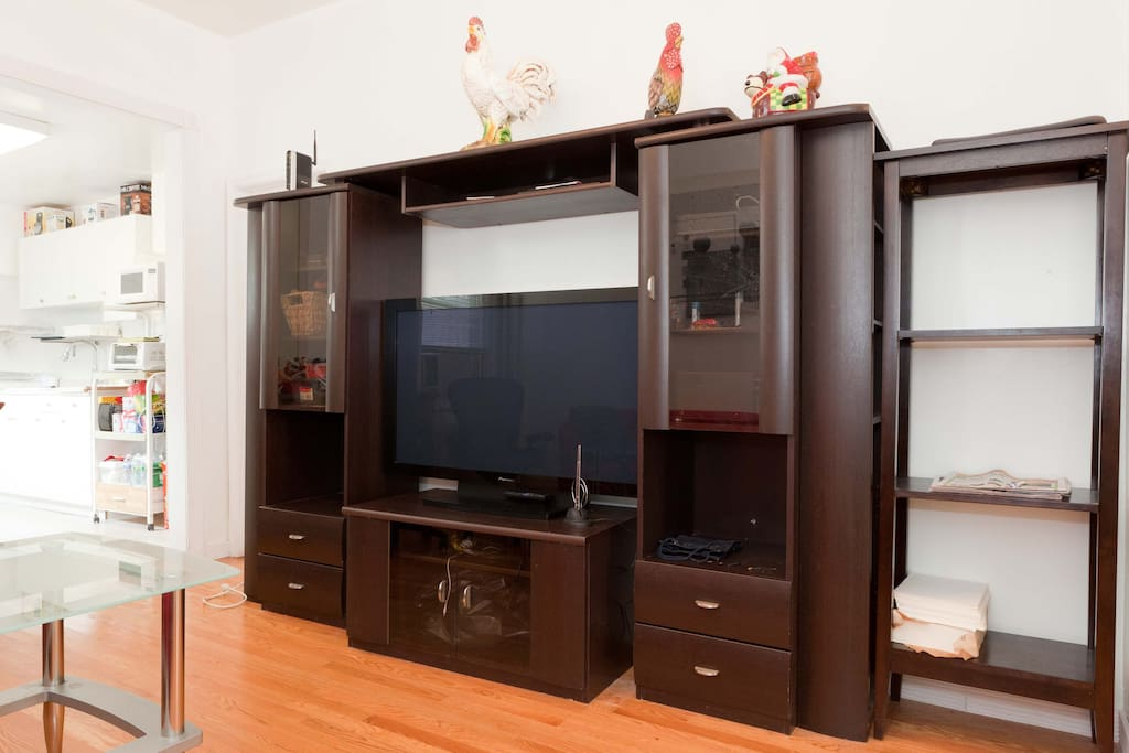 First Floor Living Room TV