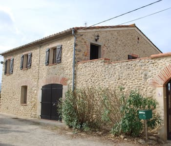 Converted Farmouse in a stunning  Vineyard setting - Saint-Jean-Pla-de-Corts