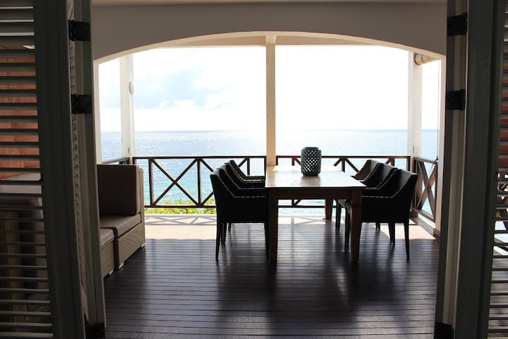 2-bedroom apartment with oh-my-gosh amazing views! - Willemstad - Apartment