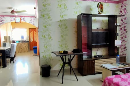 Bengal homestay (1BHK AC suite Flat)