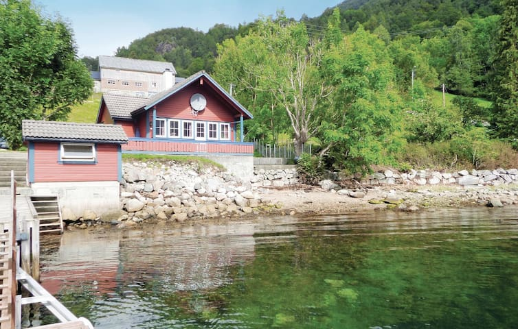 Holiday cottage with 2 bedrooms on 70m² in Åkra