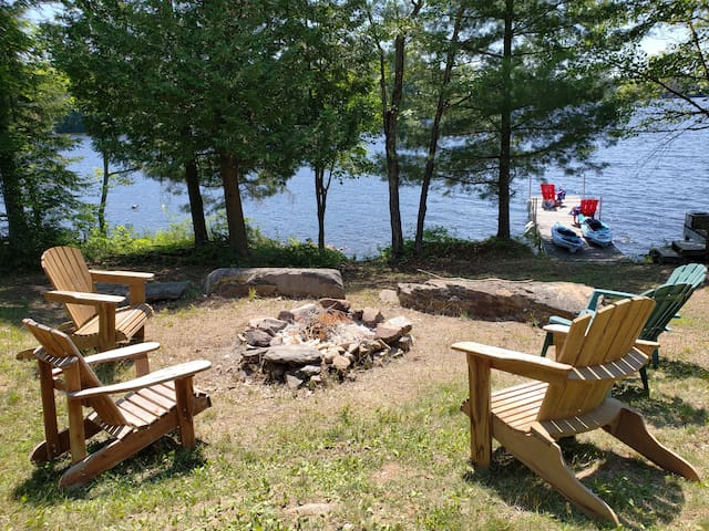 Big Gull Lake- Arden Cottage