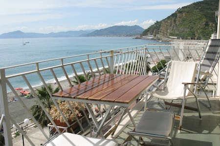 large flat with stunning view - Sestri Levante