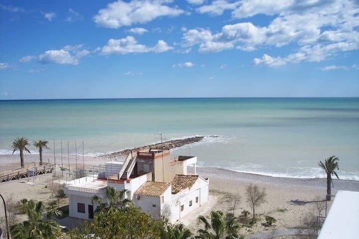 Penthouse in Mediterranean Beach - El Grao de Moncófar - Wohnung