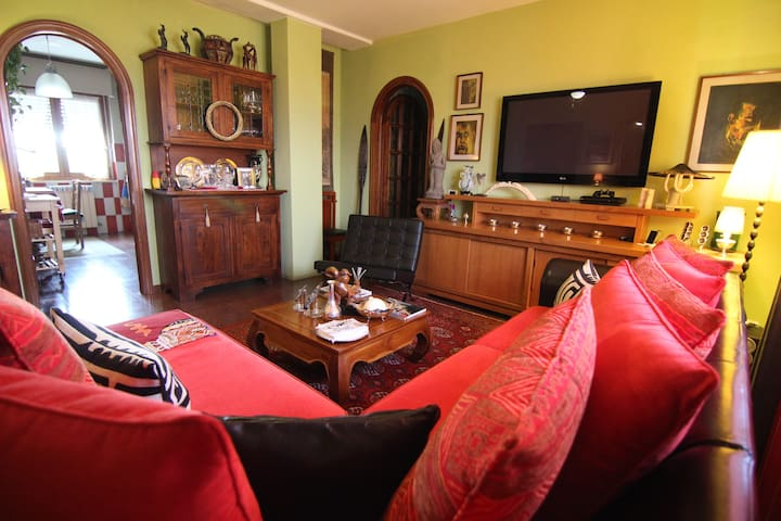 Double room with private bathroom  - Seravezza - Appartement