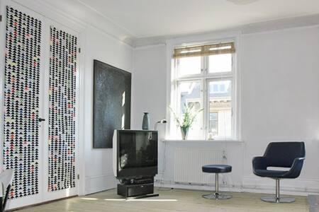 Unique space on greatest location - Copenhagen - Apartment