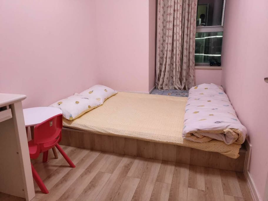 儿童房1.5:2米榻榻米