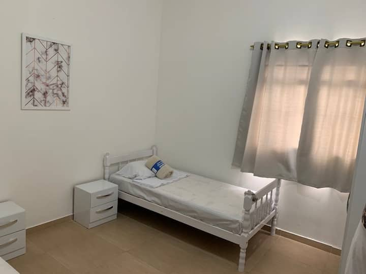 Bedroom at center of Penha