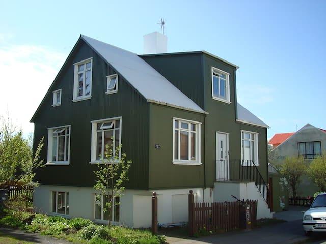 Apartment in Reykjavik center - Reykjavik - Apartment