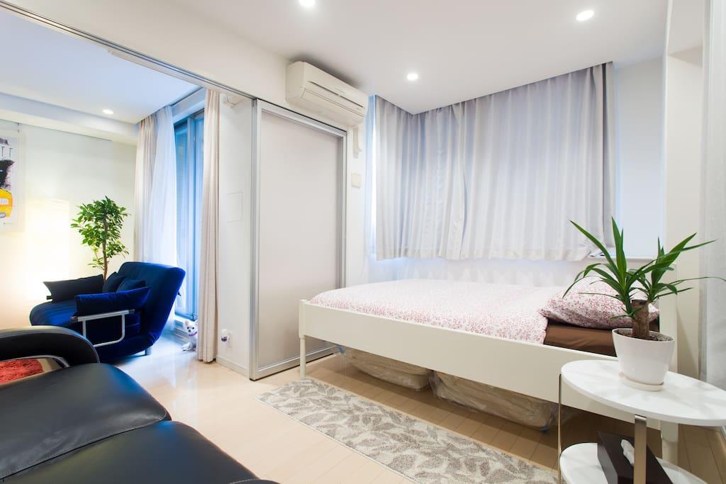 Luxury& Best location-AKASAKA(HH1)