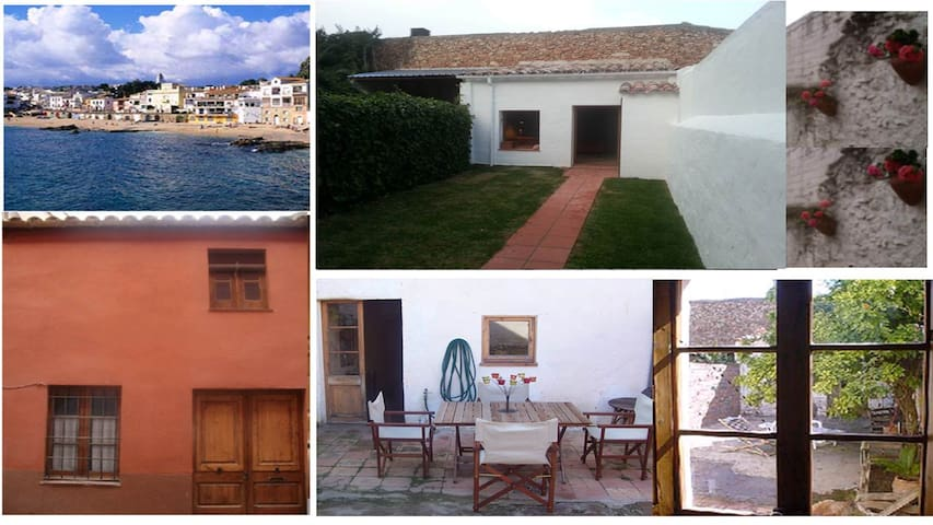Tipica casa di paese al Empurdà - Palafrugell - Rumah
