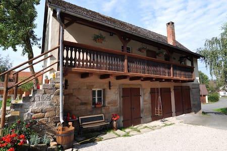 Landhaus Sahrhof - Trebgast - Hus