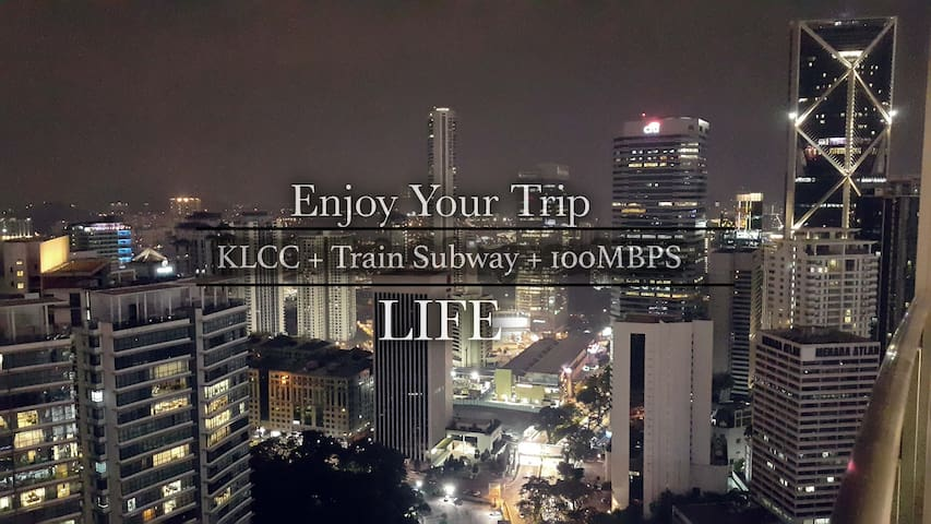 K1 1 Min to KLCC@Above AvenueK with Infinity Pool